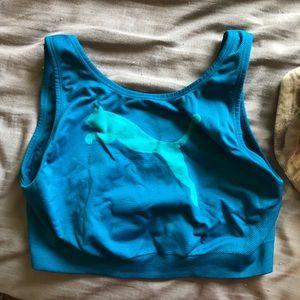 brand new puma sports bra
